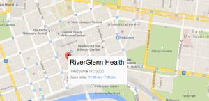 riverglenn map